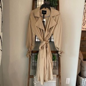 Womans Trench Coat
